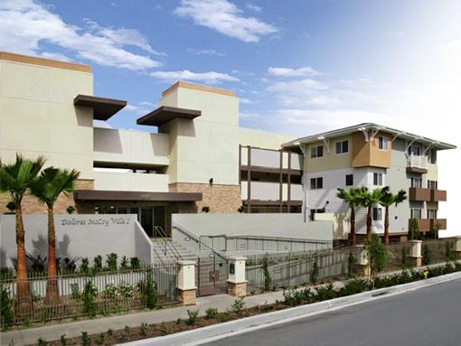 Mc Coy Villa Supportive Housing Tour - Homeful LA - Los Angeles